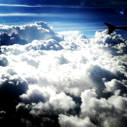 Airplane Day Beauty In Nature Vacations Benditanaturaleza Colombia ♥