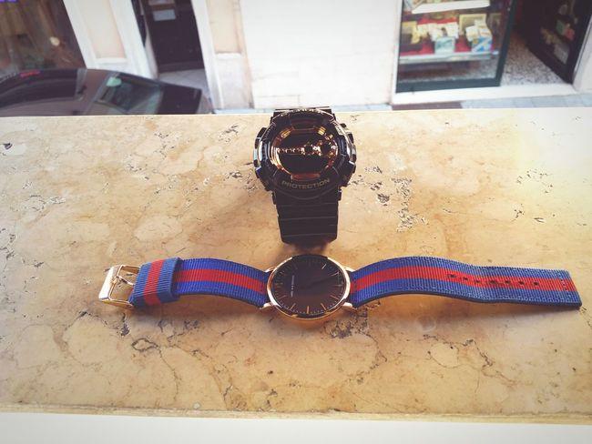 Watche . . G-Shock ⌚ Larsson & Jennings Watches