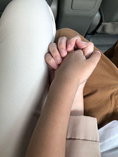 💞💞 Letmeguideyoudear💙 Holdmyhand Myfirstlove  Mother&son First Eyeem Photo