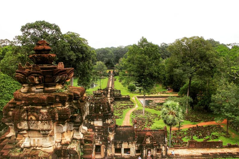 Baphuon temple Baphuon Green Color Outdoors Temples Temple Nature Temple Architecture Nature