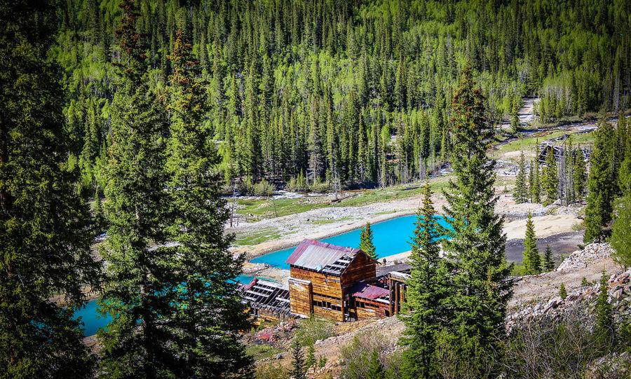 14er Buenavista Colorado Coloradophotographer Ghost Town Landscape Landscape_Collection Landscape_photography Oldmine Rocky Mountains St.elmo Turquoise Water