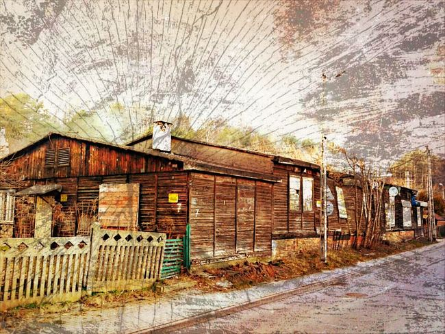 Slums Transcendence Gdynia May 2014 Artistic Surreal Awesome Impressive The Traveler - 2015 EyeEm Awards