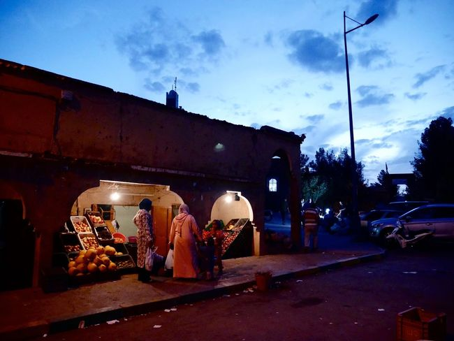 Night Market!