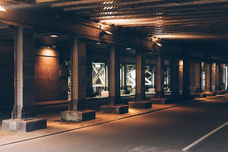 Architectural Column Architecture City Fujifilm Fujifilm_xseries FujiX100T Illuminated Light