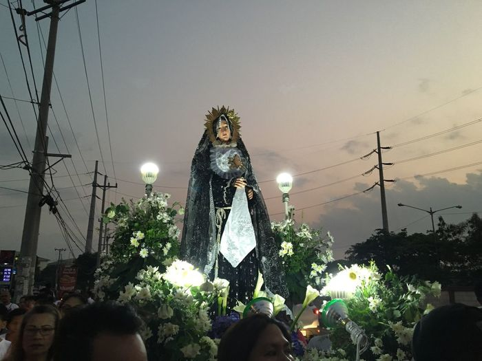 Good Friday Good Friday Holy Week Religion And Beliefs Religious Processions EyeEm Best Edits EyeEm Best Shots Mater Dolorosa Religion And Tradition Religion Religion And Faith Philippines Catholic