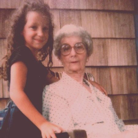 TBT  1985 Nana Family love