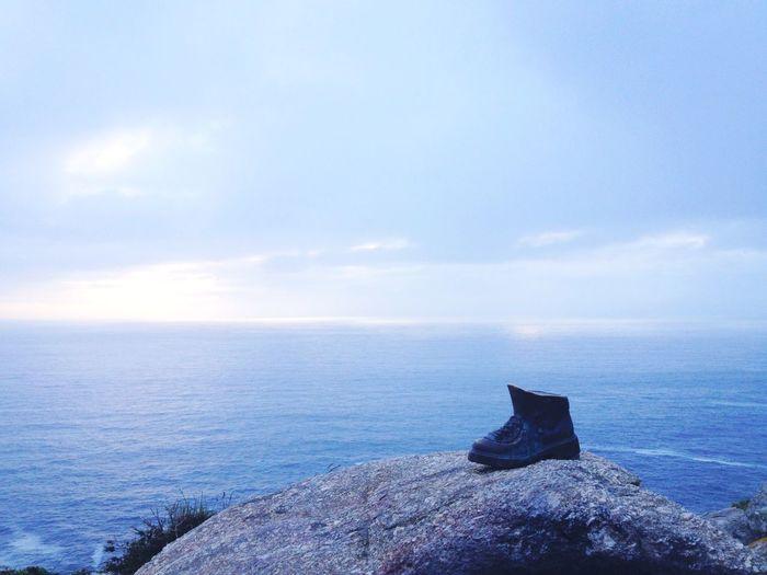 Day 8: Donde el mundo y la tierra acaban. Finis Terre, Finis Mundi. CaminodeSantiago Galicia