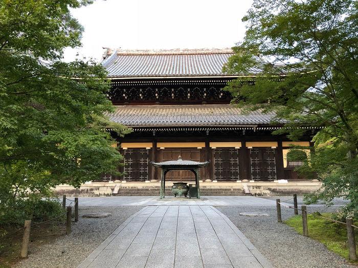 Along the Tetsugaku-no-michi (Philosopher's Path) in east Kyoto Place Of Worship Religion Spirituality Shrine Outdoors Tetsugaku No Michi