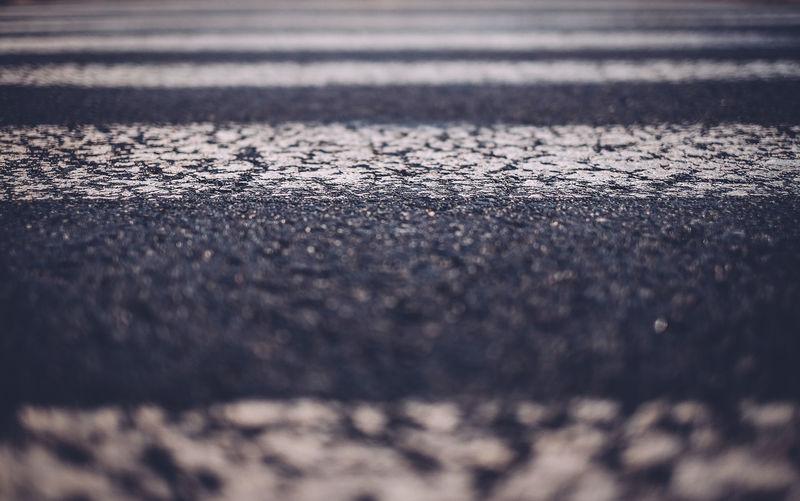 Full frame shot of asphalt road
