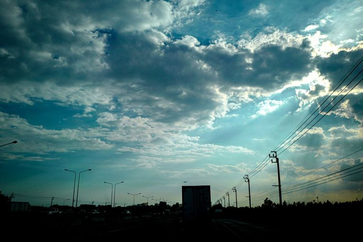 #sky Telephone