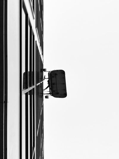 Window washers Low Angle View Outdoors No People Day Sky Building Exterior People People Working Together Windows Window Washers Men At Work  High Altitude Working At Heights Manual Labor Tools Of The Trade Up High Looking Up Cleaning Equipment EyeEm Best Shots - Black + White EyeEmBestPics EyeEm Best Edits EyeEmbestshots Blackandwhite Structure HUAWEI Photo Award: After Dark