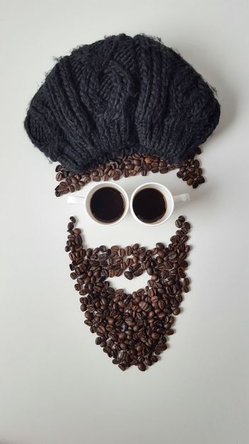 Hipster life Showcase: February Caffeine Eyes Brown Hipster Style Beard Cap Coffee Lover Creativity White Album Hairstyle Minimalism Coffee Break Liquid Drink Espresso Coffee Cup Abstractart Male Face Hipster Coffee Beans Coffee Liquid Lunch Staying Awake EyeEm Best Edits