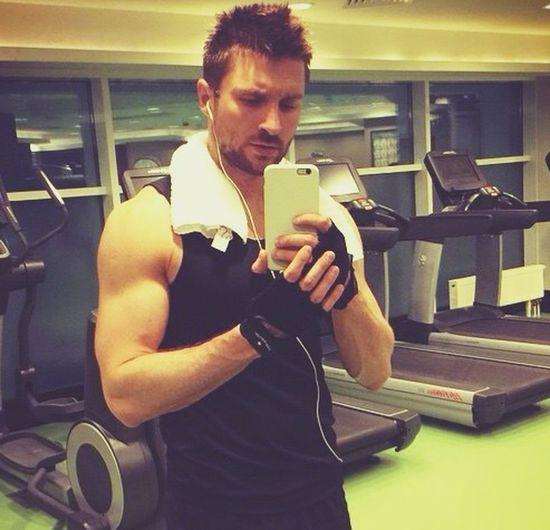 MyLove❤ Russianman SergeyLazarev Summer Sport Like World Man Beutiful