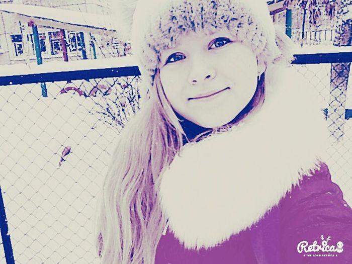 Зима :3