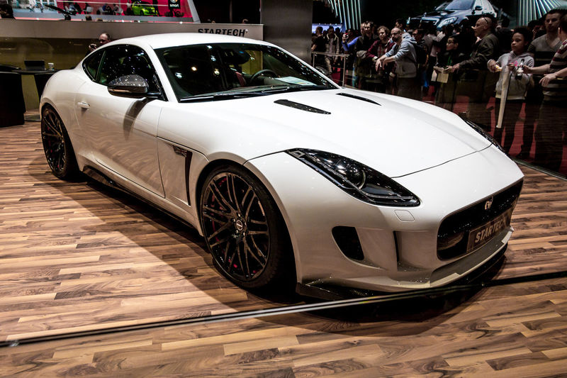 Startech Jaguar F-Type Car