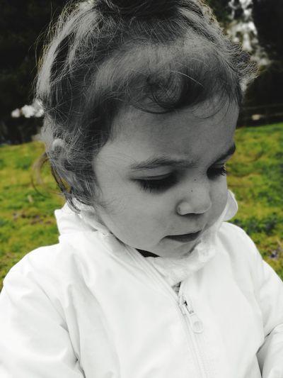 Babygirl Nature