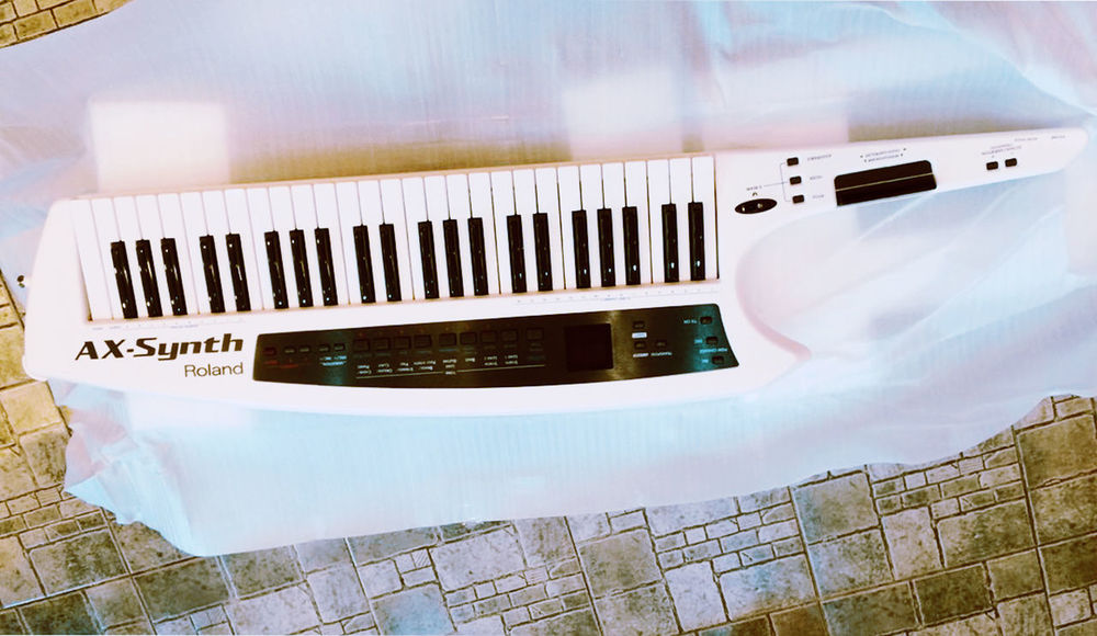 Roland Keyboard Music Music Is My Life Musical Instruments Organ Synthesizer My New Baby