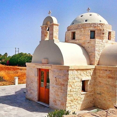 CHURCH near NAOUSSA, PAROS Naoussa Paros Paro Cyclades_islands Cyclades Church Summer Greece2015 Greecestagram Greece Grecia Enjoy Picoftheday Photooftheday Photoofgreece Best  Enjoy Pray Colours