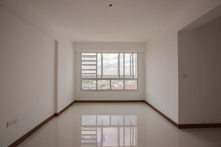 Empty Home 1 Architecture Built Structure Clean Day Empty Home Interior Home Interior No People Indoors  No People Unfurnished Home White Color Window