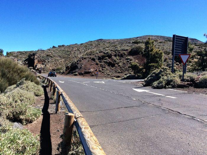 Tenerife Teide Mountain Mountains Enjoying Life Taking Photos Relaxing Family Warm Daylight