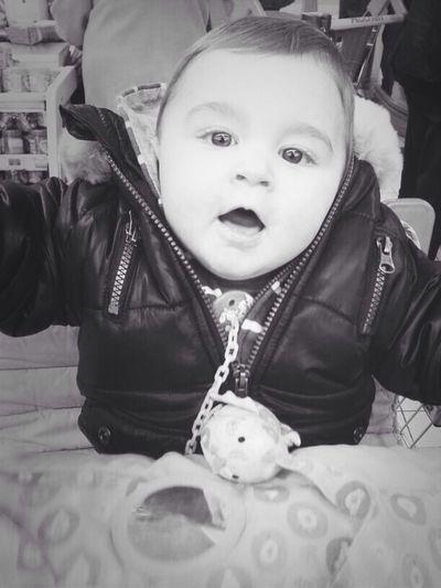 My Baby Thug<3... Swag Baby Black And White