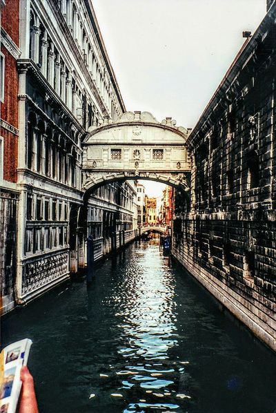 Death in Venice (Bridge of Sighs) Canal Building Exterior BuildingPorn Archway Bridgeporn Travelphotography Tourists Taking Photos Hello World Enjoying Life Street Photography Having Fun :) Architecturelovers Film Photography Venice, Italy Telling Stories Differently Upclose Street Photography The Architect - 2016 EyeEm Awards Your Design Story Feel The Journey On The Way Hidden Gems  Venice Canals My Favorite Place My Year My View Long Goodbye Summer Exploratorium