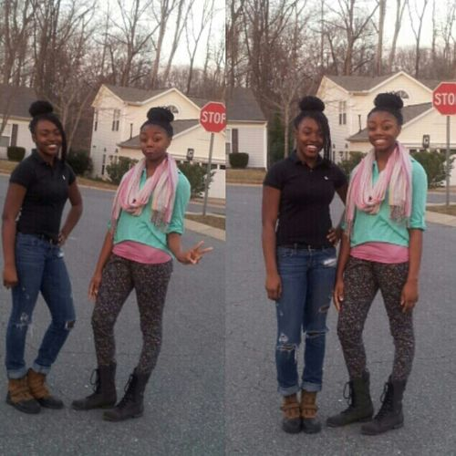 Me And India Yesterday !,