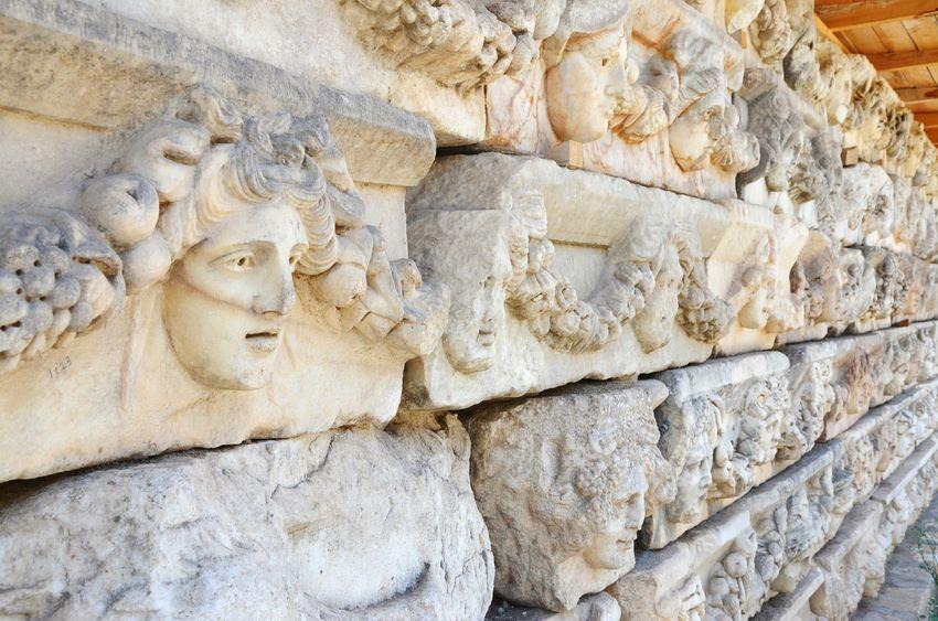 Ancient Ancient Architecture Ancient Ruins Ancient Culture Ancientart Art Past Ancient Civilization Architecture Monuments Old Decoration HEAD Faces Stones