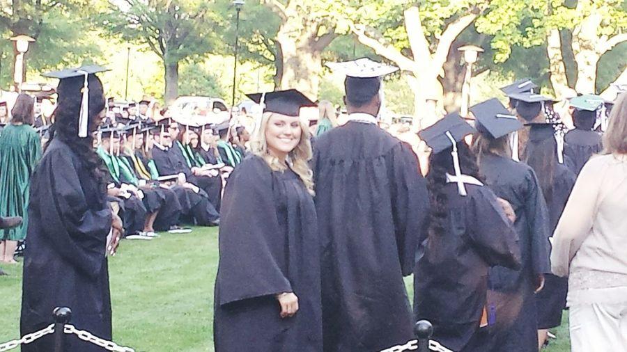 Everyday Education . Graduation.