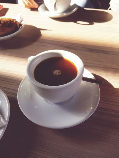 coffee ❤️ Drink Breakfast Table Saucer Mocha Coffee - Drink Coffee Cup Close-up Food And Drink Cappuccino Coffee Hot Drink Espresso Caffeine Black Coffee Teaspoon Beverage Roasted Coffee Bean The Foodie - 2019 EyeEm Awards