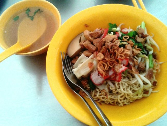 mie pangsit🍜 Noodles Food Foodporn Foodphotography Chinese Food
