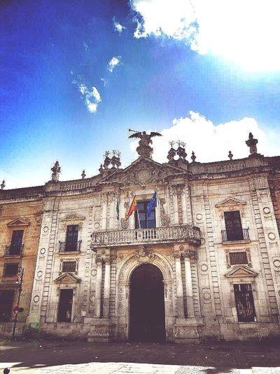 Architecture Sevilla Antigua Fabrica De Tabacos
