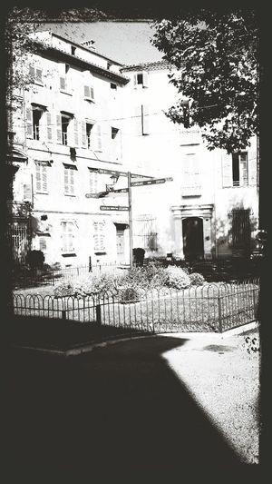 Grasse France Studienfahrt Blackandwhite Photography