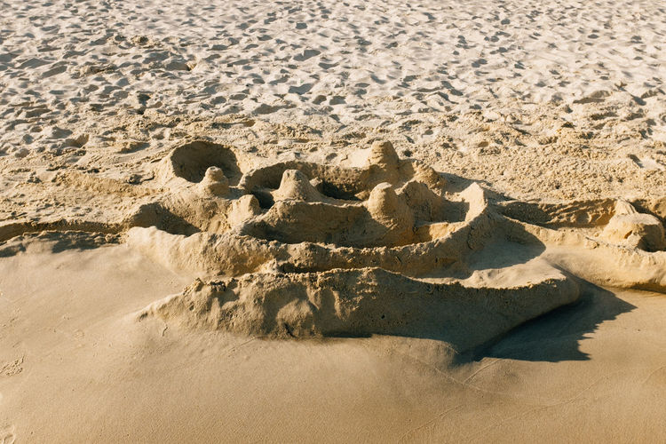 Beach Sand High
