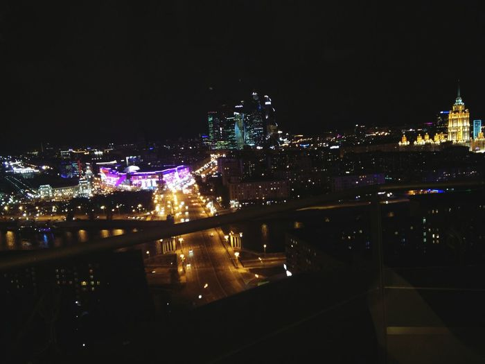 Moscow at night First Eyeem Photo