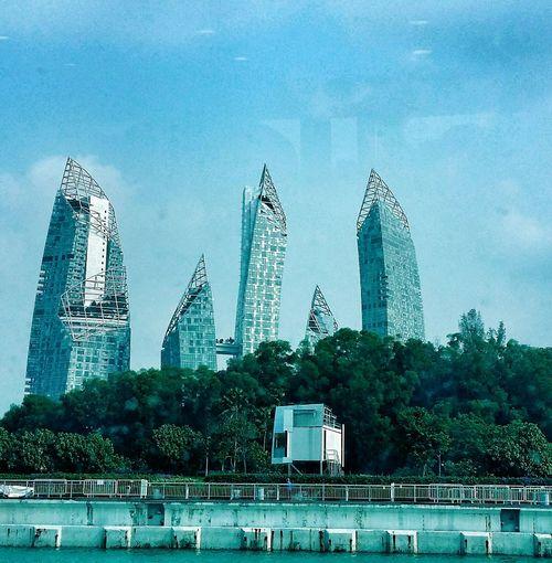 Condominiums Architecture Building Singapore