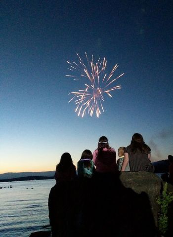 Watchingfireworksonthelake Independenceday Firework🎆 The Small Things In Life Beautiful ♥ Lake Life Children Having Fun In The Summertime Kidsbeingawesome Flash Photography Sommergefühle