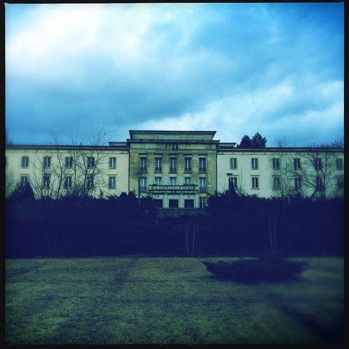 #brandenburg #jugendschule #wilhelmpieck #haupthaus #bogensee #ruine #ausflug #ausfahrt