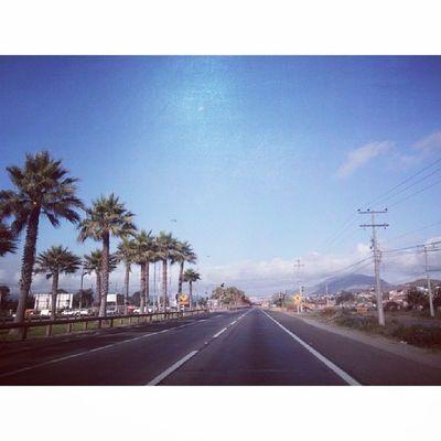 Carretera Ruta5 LaSerena