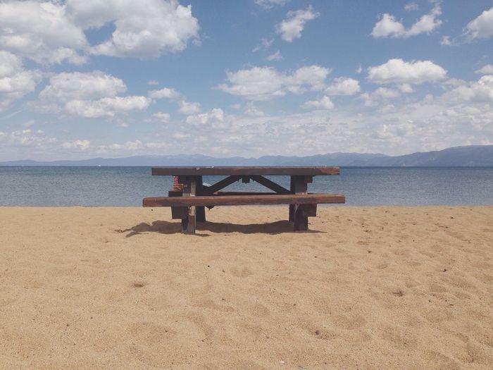 Beaching IPSSpace Lake Tahoe IPSSymmetry