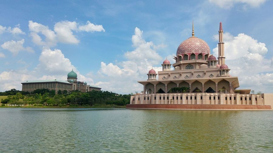 Landmark of Putrajaya Landmark, Putrajaya, Mosque, Prime Minister Office, Architecture