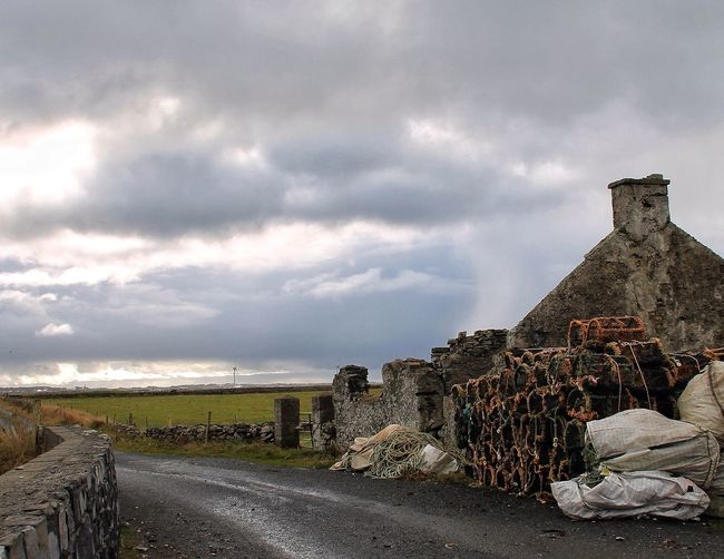 The camera came out to snap the cottage ruin, I sensed how the image is a relic, imprinted with the presence of the ones who laboured here. I wondered how it was to live here and know nowhere else. Thewildatlanticway Tadaa Community In The Landscape Hello World