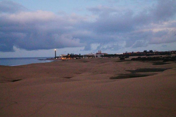 My Best Photo 2015 Deserts Around The World Sandy Lands The Tourist Gran Canaria Gran Canaria - Maspalomas After Dark Learn & Shoot: After Dark