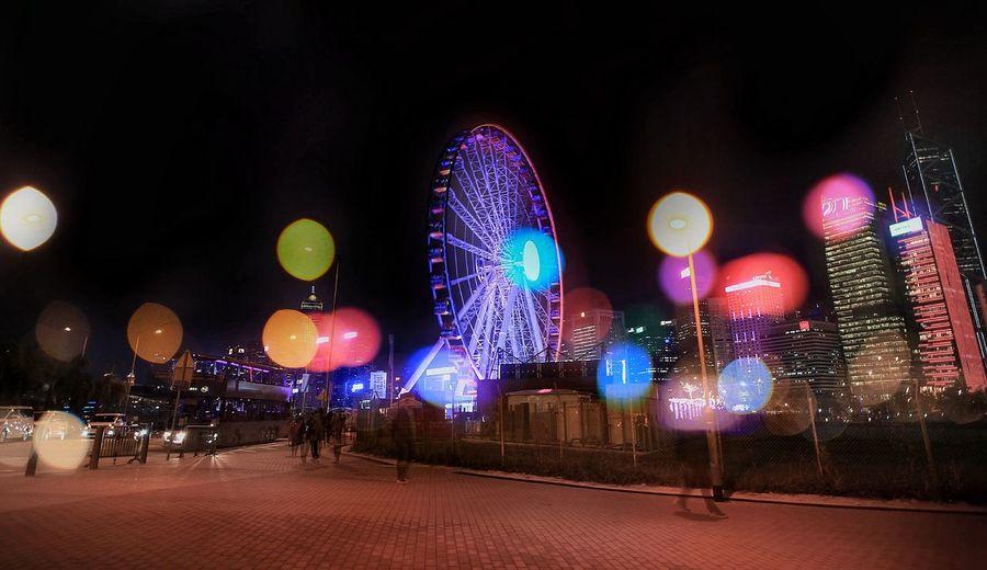 迷離 Ferris Wheel