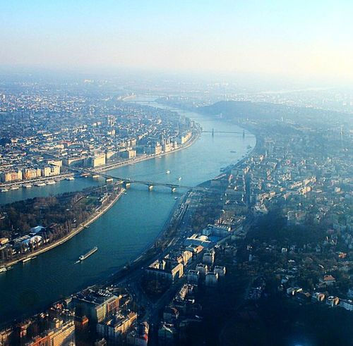Up in the air - flying over Budapest, Hungary Aerial Shot The Traveler - 2015 EyeEm Awards Hello World EyeEm Best Shots Wanderlust The Great Outdoors - 2015 EyeEm Awards Budapest From An Airplane Window Bestoftheday Traveling