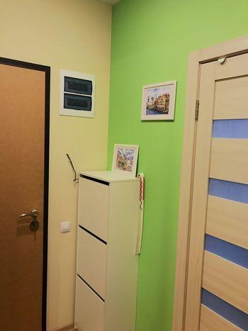 Apartments Bathroom Flat Green Color IKEA Indoors  Interior Interior Design Kitchen Modern No People Studio Wall апартаменты ванна дизайн интерьера интерьер квартира  ремонт санузел студия