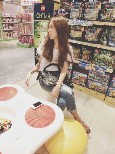 Girl Thailand LEGO Fashion&love&beauty