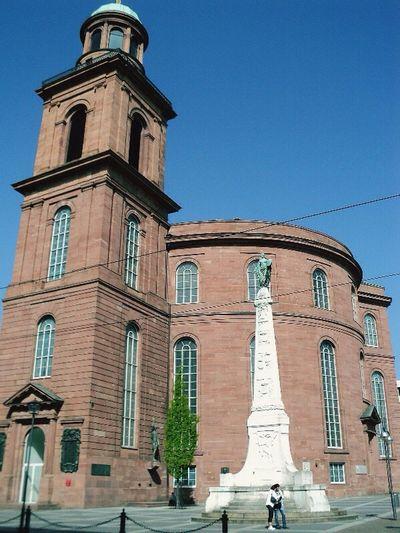 St.Pauls Church Paulskirche Frankfurt Germany Deutschland Church Kirche