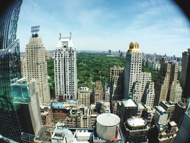 City Architecture Cityscape Travel Destinations Famous Place Central Park New York New York City