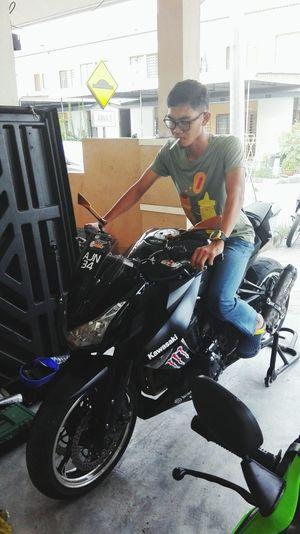 Rider kental Faakafyawau